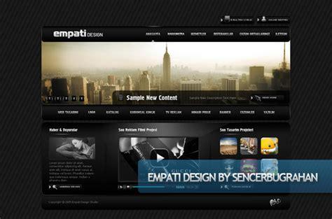 page layout web design inspiration empati creative web design layout inspiration web design