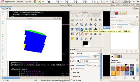 tutorial opengl linux opengl tutorial ubuntu c mariuz s blog opengl context in