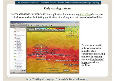 earthquake information earthquake information driverlayer search engine