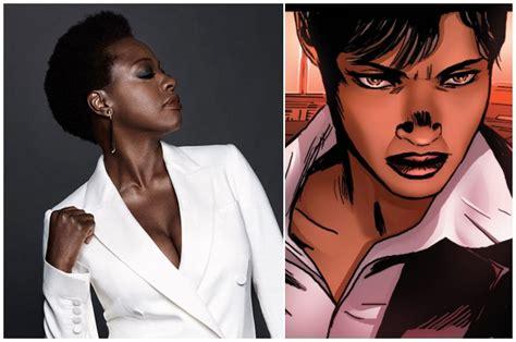 actress amanda davis black lightning 12 black actresses starring in upcoming superhero and
