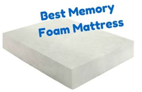 Best Memory Foam Mattress Foammattresse