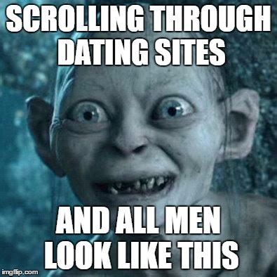 Meme Sites - gollum meme imgflip