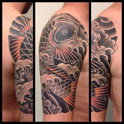 japanese koi tattoo 65 japanese koi fish designs meanings true