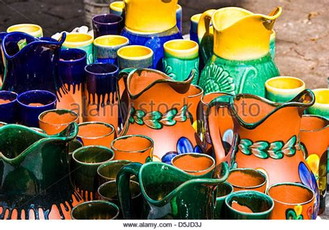 Mexican Handcrafts - mexican crafts stock photos mexican crafts stock images