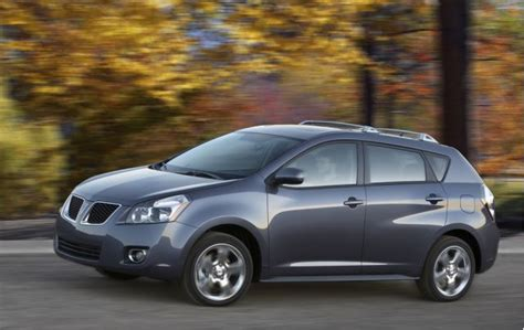 Pontiac Vibe 2010 by 2010 Pontiac Vibe The Last Pontiac Is The Greenest