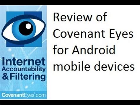 covenant for android covenant android app review