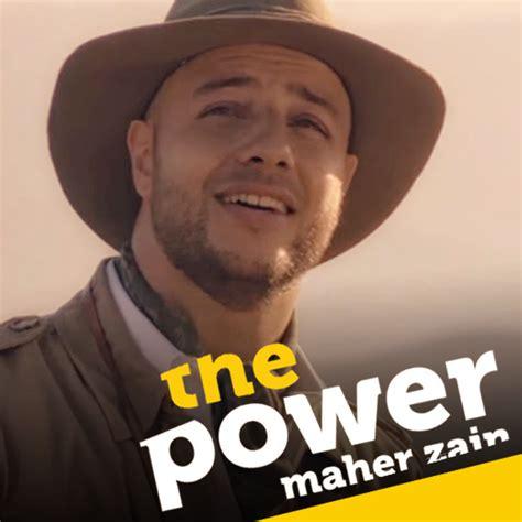 Cd Maher Zein One 2016 شبكة سما العالمية maher zain the power from album one