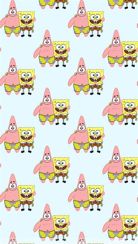 spongebob themes for iphone 4s sponge bob and patrick whatsapp wallpaper cartoon
