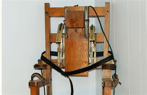Electric Chair by Haslam Signs Bill To Allow Electric Chair Clarksvillenow