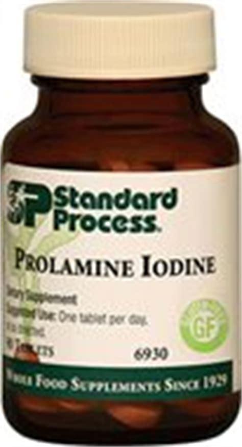 symplex m supplement standard process prolamine iodine
