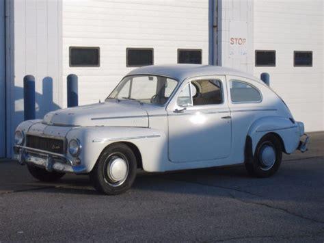 vintage volvo pv   sport su    dual carbs carburetors  engine  sale