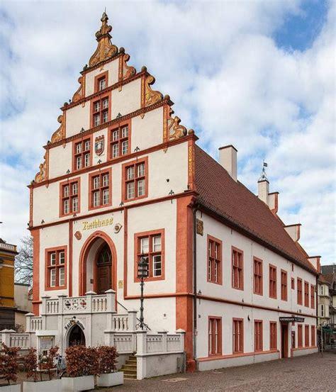 architekt bad salzuflen liebfrauenkirche bad salzuflen bad salzuflen architektur