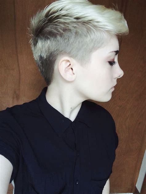 hairstyles guys love on a girl best 25 androgynous hair ideas on pinterest androgynous