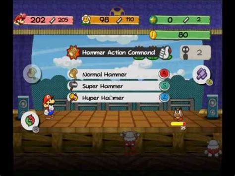 paper mario fan game paper mario the book of ages fan game youtube