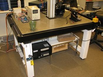 optical bench lab insolvency sale technology research laboratory equipment