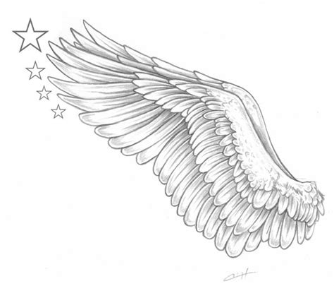 eagle wings tattoos designs wings by pencil chewer deviantart on