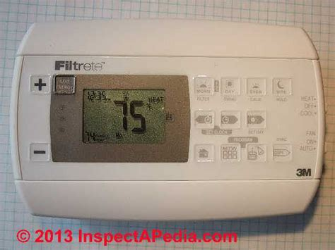 thermostat swing how to set the thermostat cycle rate switches or fan