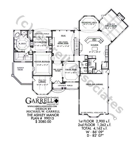 normandy style house plans part 1 by garrell associates ashley manor house plan house plans by garrell