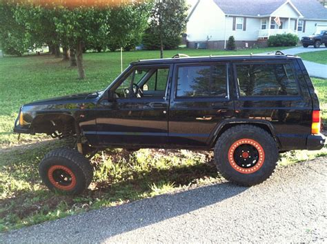 Jeep 31 Tires 4 5 Quot With 31 And 32 Quot Tires Thread Jeep Forum
