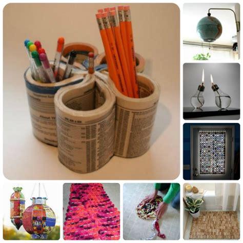 ideas decoracion reciclaje 12 1 ideas para reciclar reutilizar y decorar en las