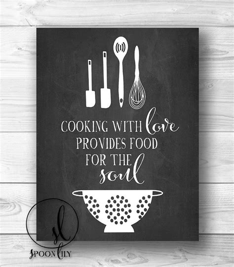kitchen chalkboard sayings quotes quotesgram