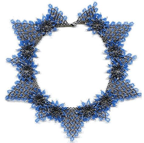 seed bead tutorials for beginners beginner pattern seed beaded flowers necklace
