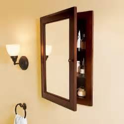 recessed bathroom medicine cabinet install a medicine cabinet 13 easy bathroom upgrades