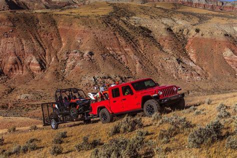 jeep gladiator los angeles otomobil fuarinda sergilendi