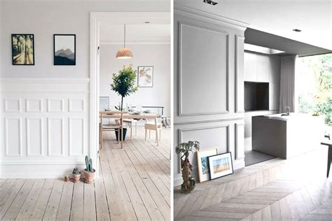 panelled walls interior inspiration panelling the green eyed