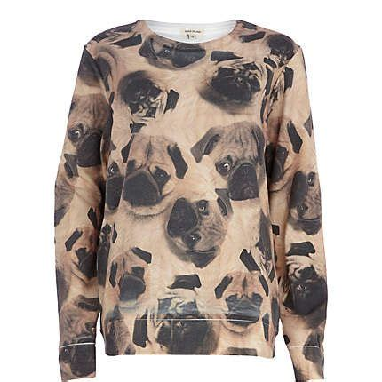 pug sweatshirt 1000 ideas about pug shirt on pug dogs pug and pugs