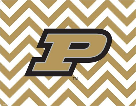 purdue chevron print products i