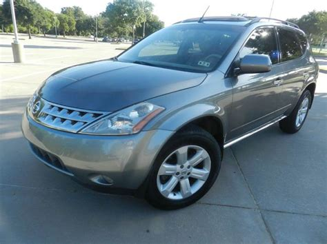 2006 Nissan Murano S by 2006 Nissan Murano S Cars For Sale
