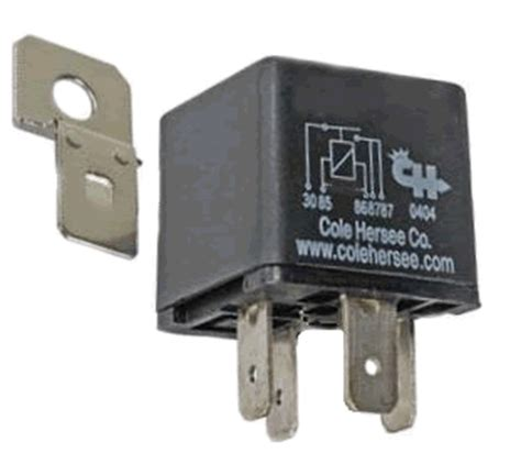 12 volt dc resistor ra400112nn cole hersee 12 volt dc relays 40 high capacity mini relay