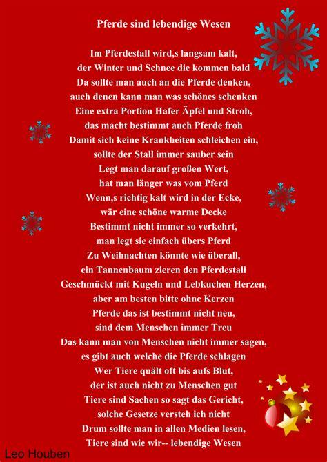Engel Gedichte Zu Weihnachten 5516 by Hufgefluester Eu Pferde Zeitung Magazin Fernsehen