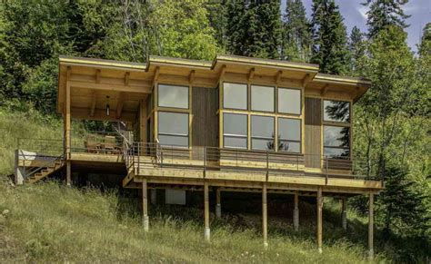 Cabin Kits In Washington State by Architecture Prefab Cabin Designs Prefab Cabinets
