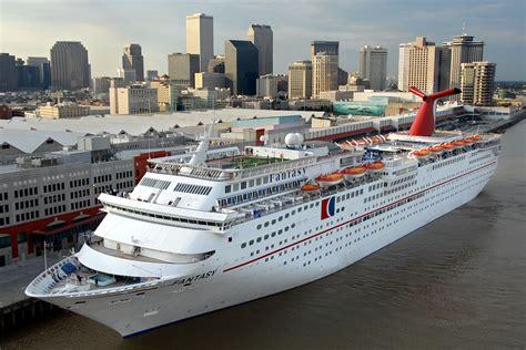 cruises new orleans new orleans louisiana cruise port cruiseline