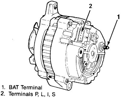 My 95 S10 2 2 4 Cyl Will Not Run Off The Alternator I