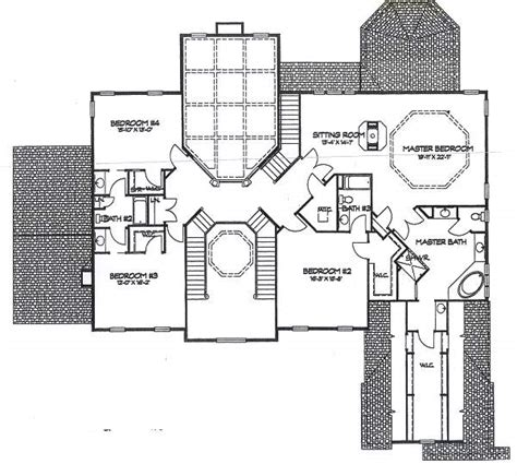 master bathrooms floor plans master bath floor plans find house plans