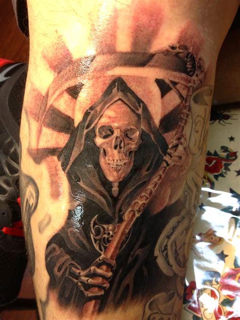 grimes tattoo grim reaper bryangvargas