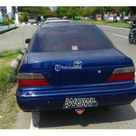 Rumah Plat Nomer Merk Tgp mobil toyota soluna second tahun 2000 warna biru plat ad jawa tengah dijual tribun