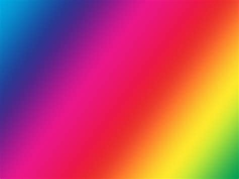 Rainbow Background Clipart Clipartxtras Colorful Powerpoint Backgrounds