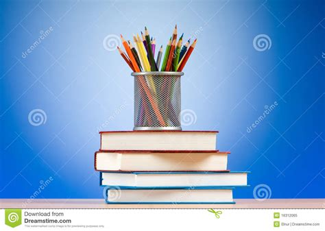 concept picture books back to school concept with books royalty free stock photo