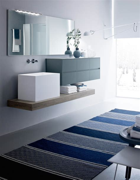Salle De Bain Blanche Et Bleu 5191 by D 233 Couvrez Les Plus Belles Salles De Bains Bleues