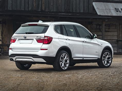 deals on bmw x3 2017 bmw x3 deals prices incentives leases overview