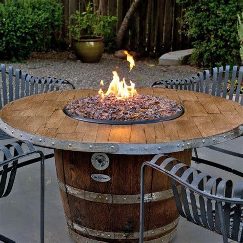 reserve wine barrel fire pit table barrel fire pit wine barrel fire pit fire pit table