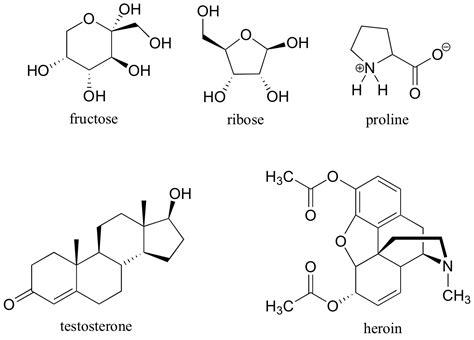 pattern matching organic molecules 3 2 conformations of cyclic organic molecules chemistry