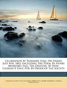 celebration  tammany hall  friday july