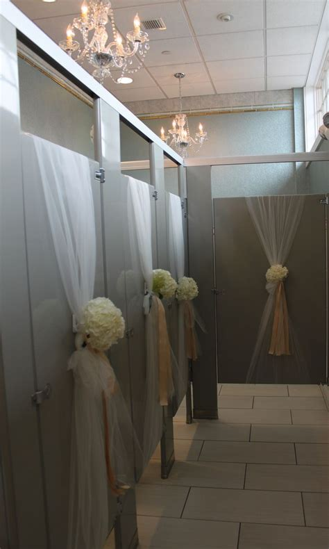 wedding bathroom decorations best 25 stall decorations ideas on pinterest