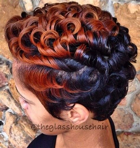 pin curl pixie 25 best ideas about pin curls short hair on pinterest