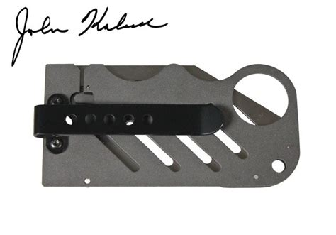 carbon fiber money clip knife carbon fiber knife doubles as a money clip mikeshouts